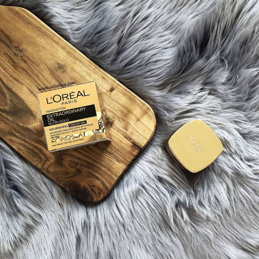 L'Oréal - krem-olejek