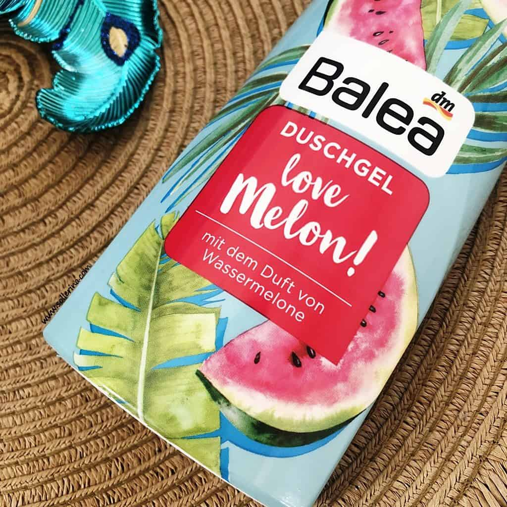 Balea - love melon
