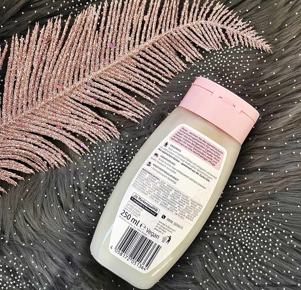 Balea - szampon do włosów - opakowanie