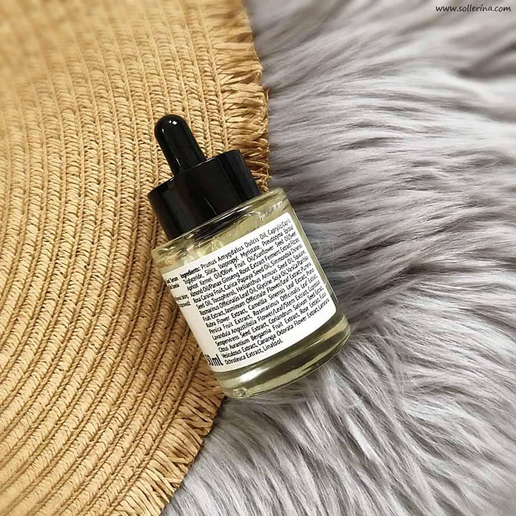 Kire Skin - serum - skład