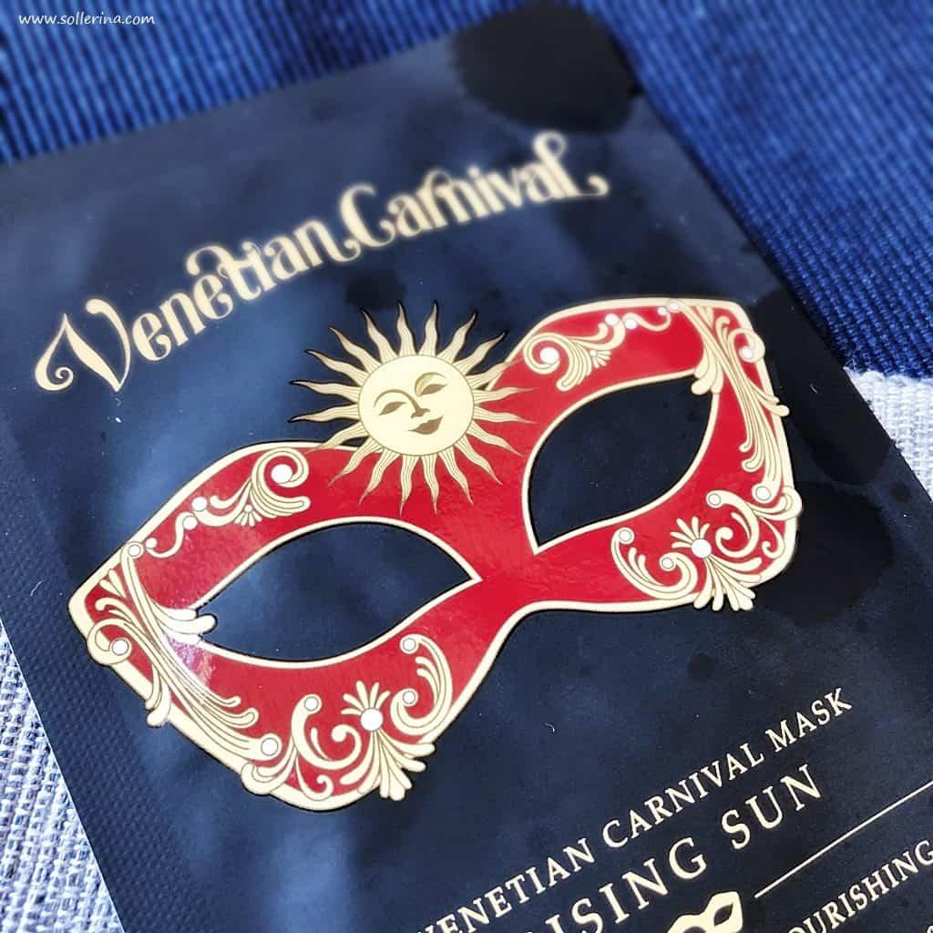 Skin79 - Rising Sun - maska w płachcie