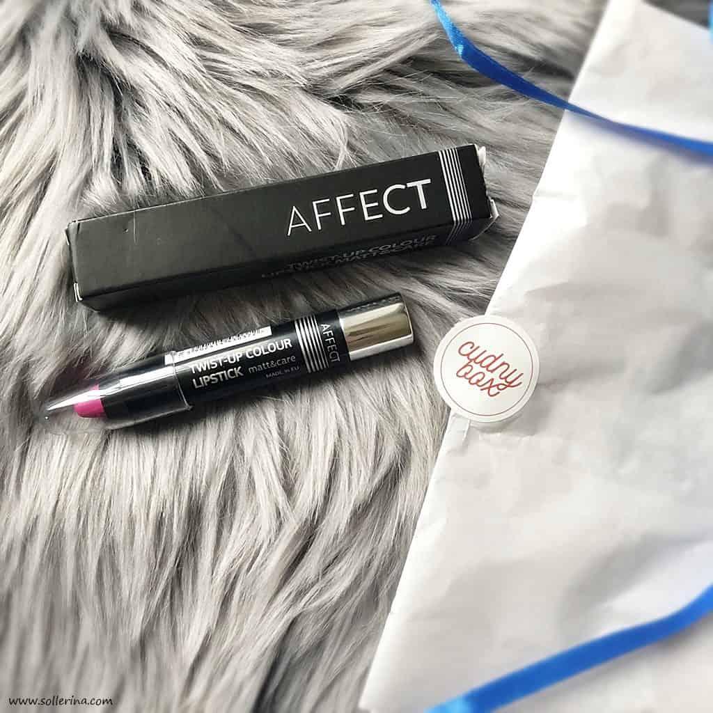 Affect - twist-up colour lipstick