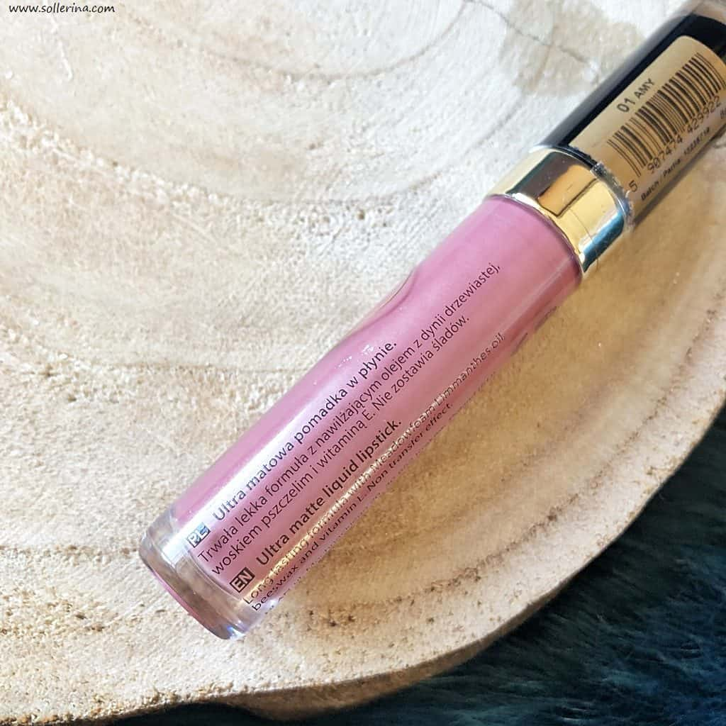 Hean - matte liquid lipstick
