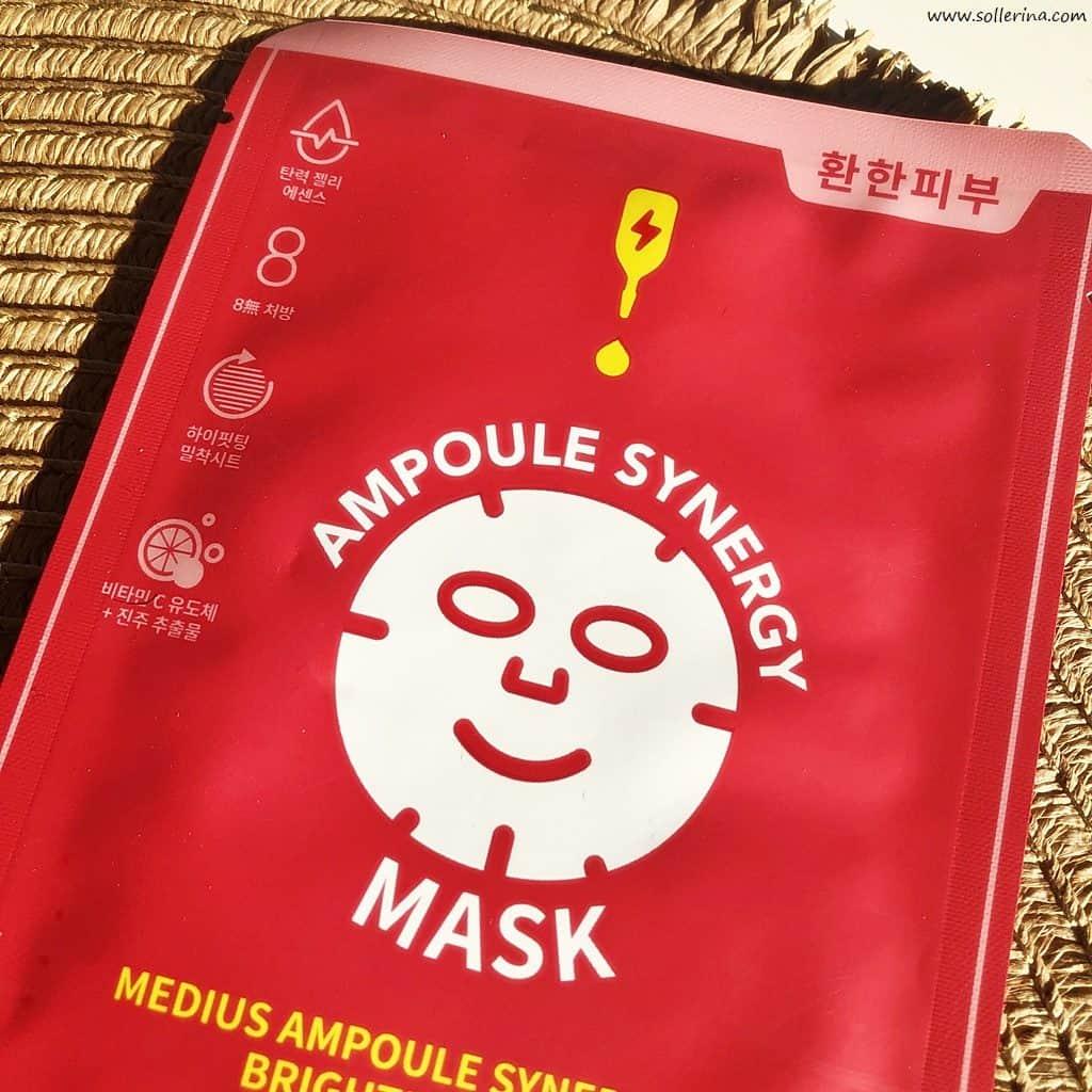 Medius - Ampoule Synergy Mask