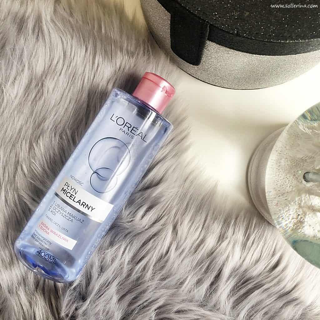 L'Oréal – płyn micelarny