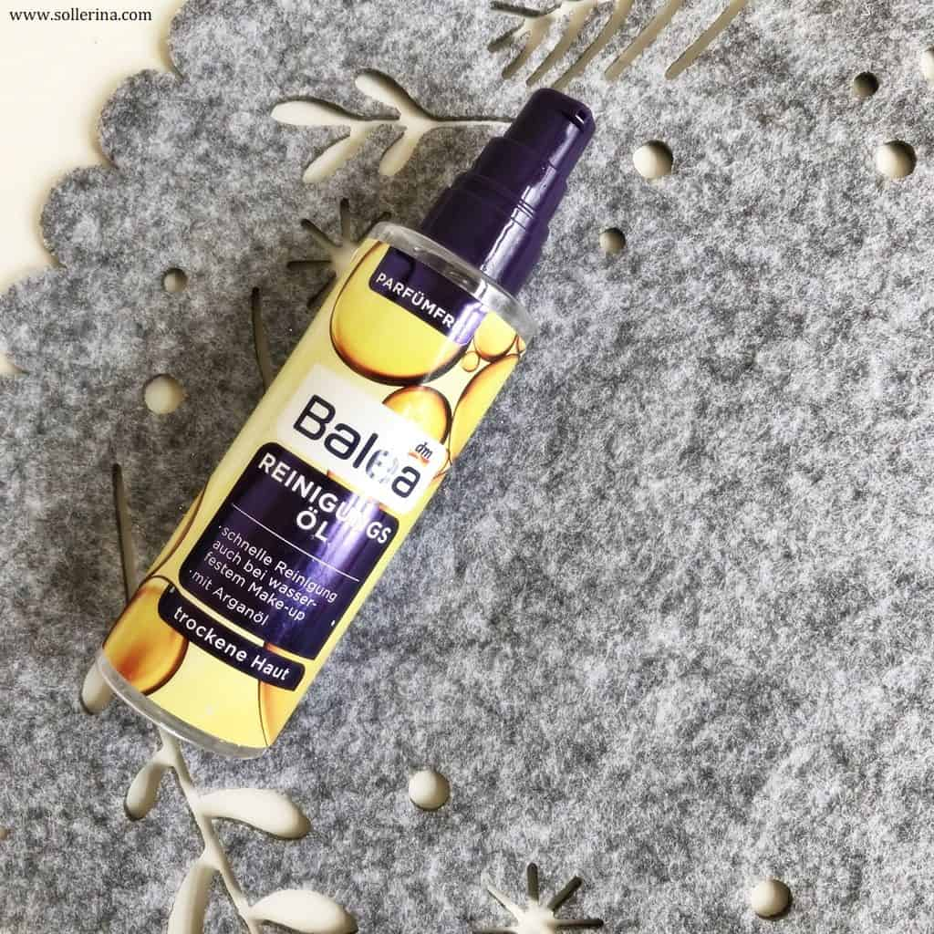 Balea - olejek do demakijażu - olio struccante