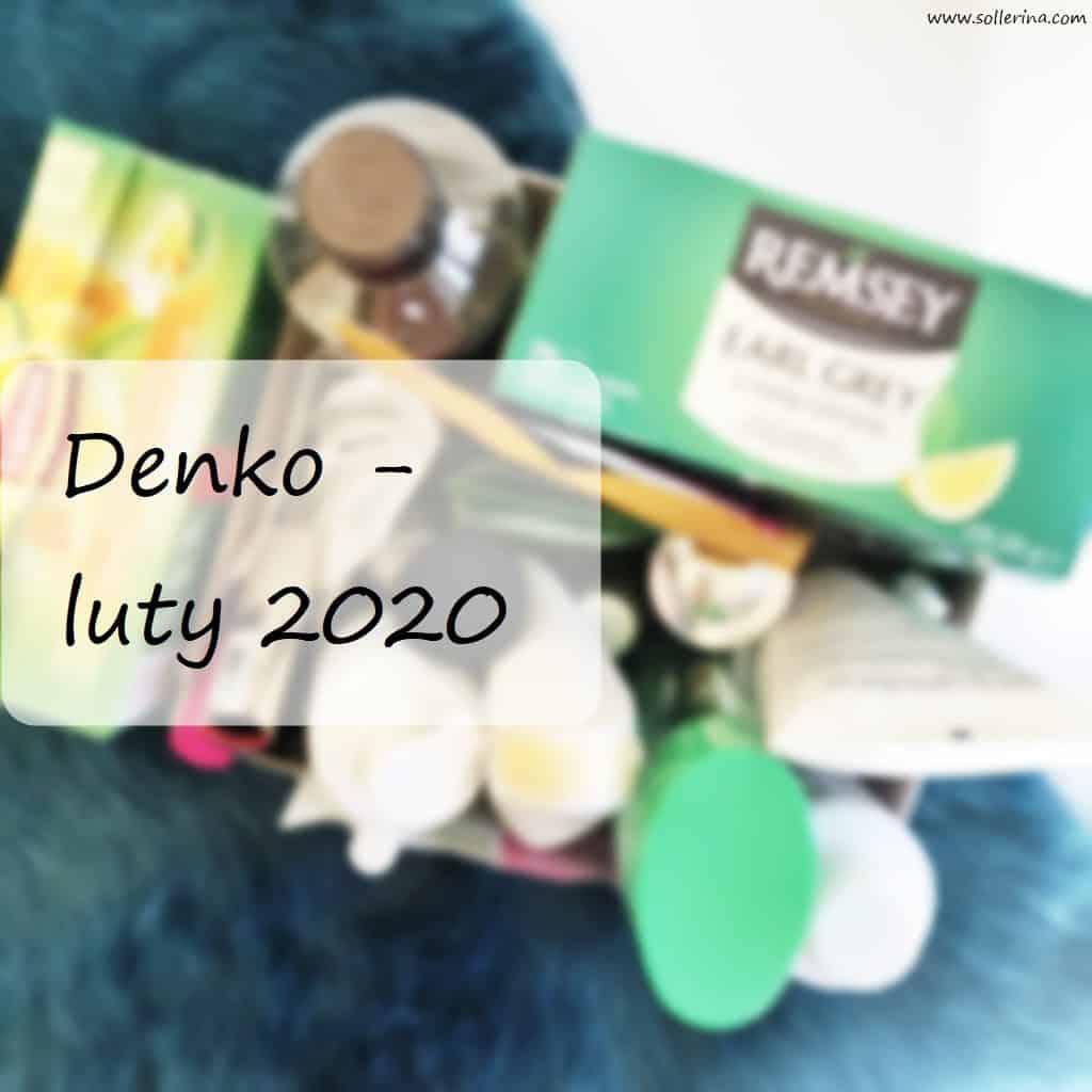 Denko luty 2020