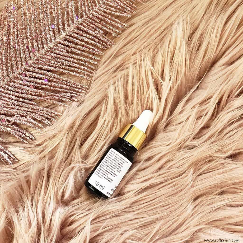 naturalny olejek do skórek i paznokci