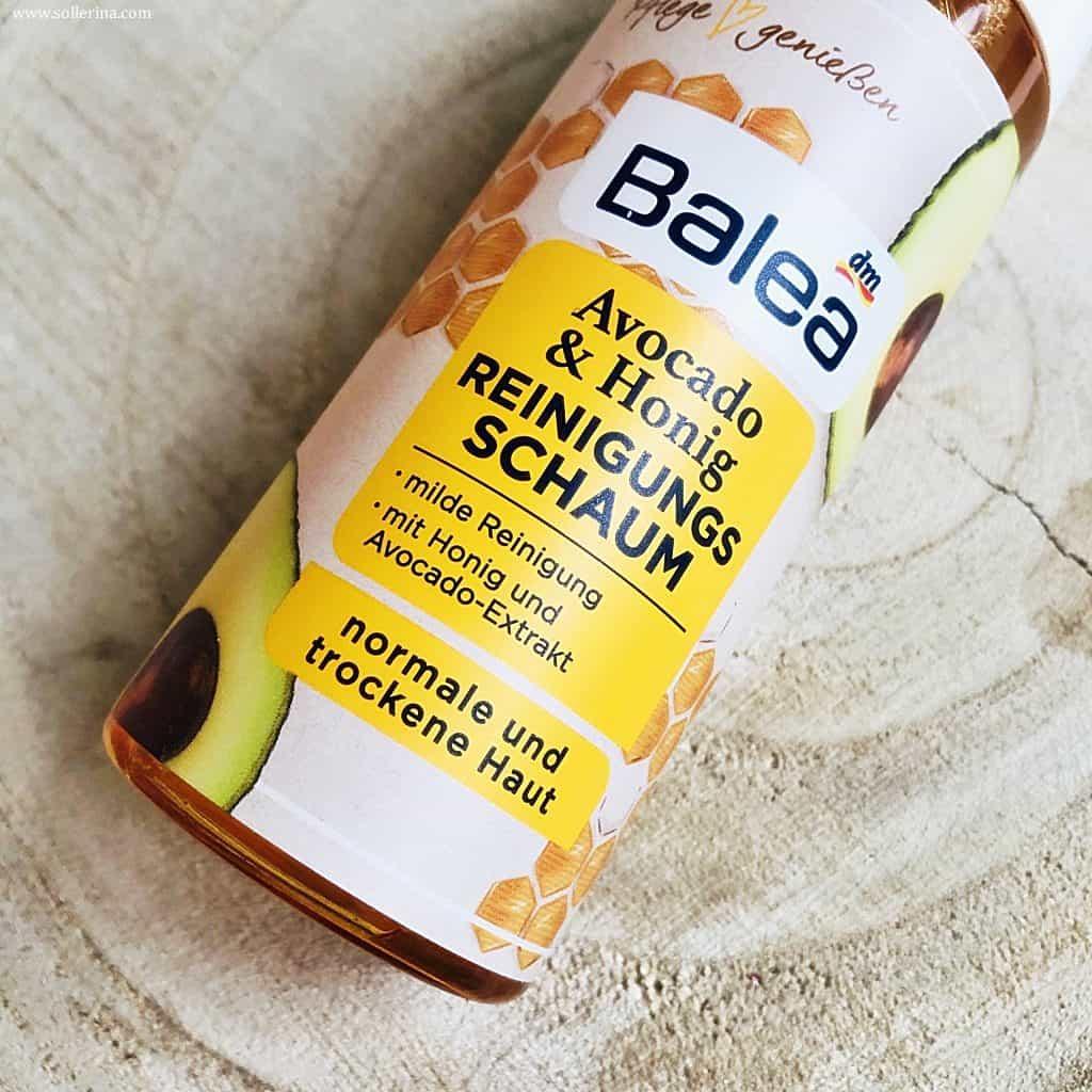 Balea - pianka do mycia twarzy/schiuma per lavaggio del viso