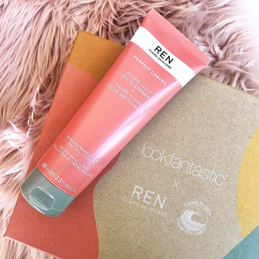 Ren Clean Skincare - Perfect Canvas - Clean Jelly Oil Cleanser