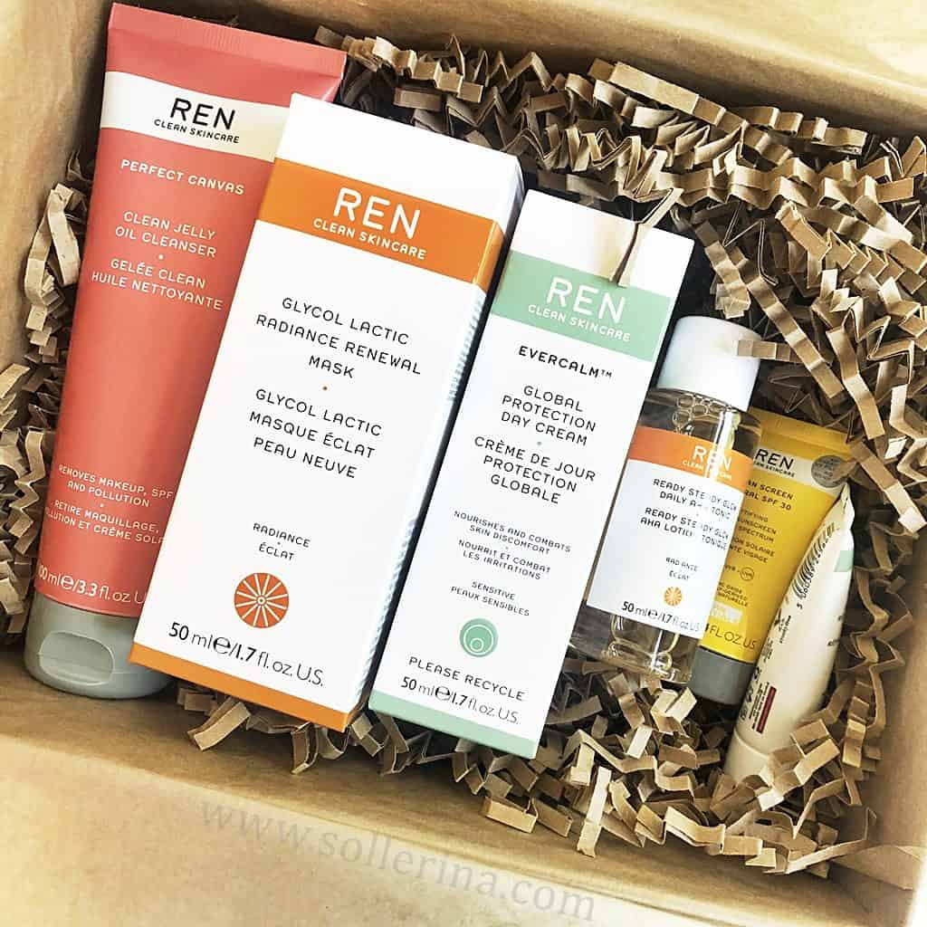 Lookfantastic x REN Clean Skincare