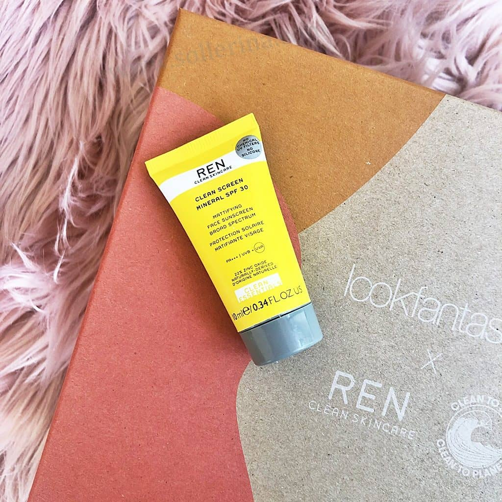 Ren Clean Skincare - Clean Screen Mineral SPF30