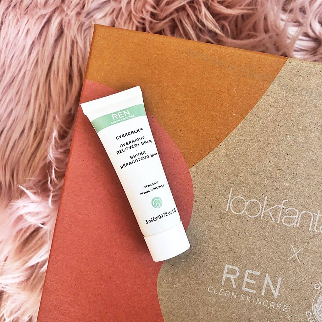 Ren Clean Skincare - Evercalm Overnight Recovery Balm
