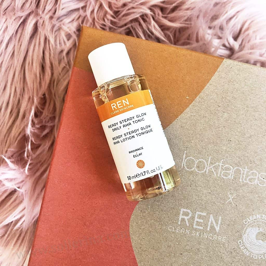 Ren Clean Skincare - Ready Steady Glow Daily AHA Tonic