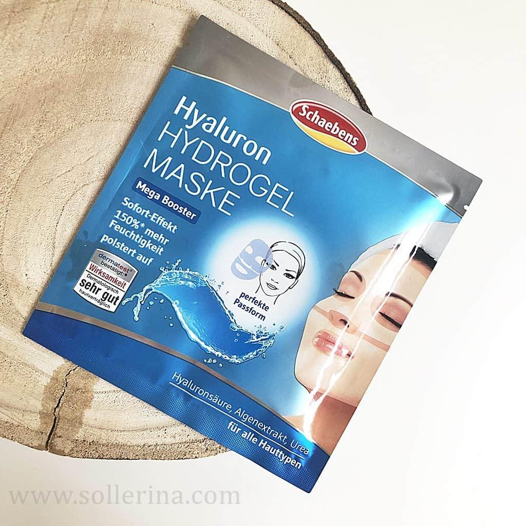 Schaebens – Hyaluron Hydrogel Maske