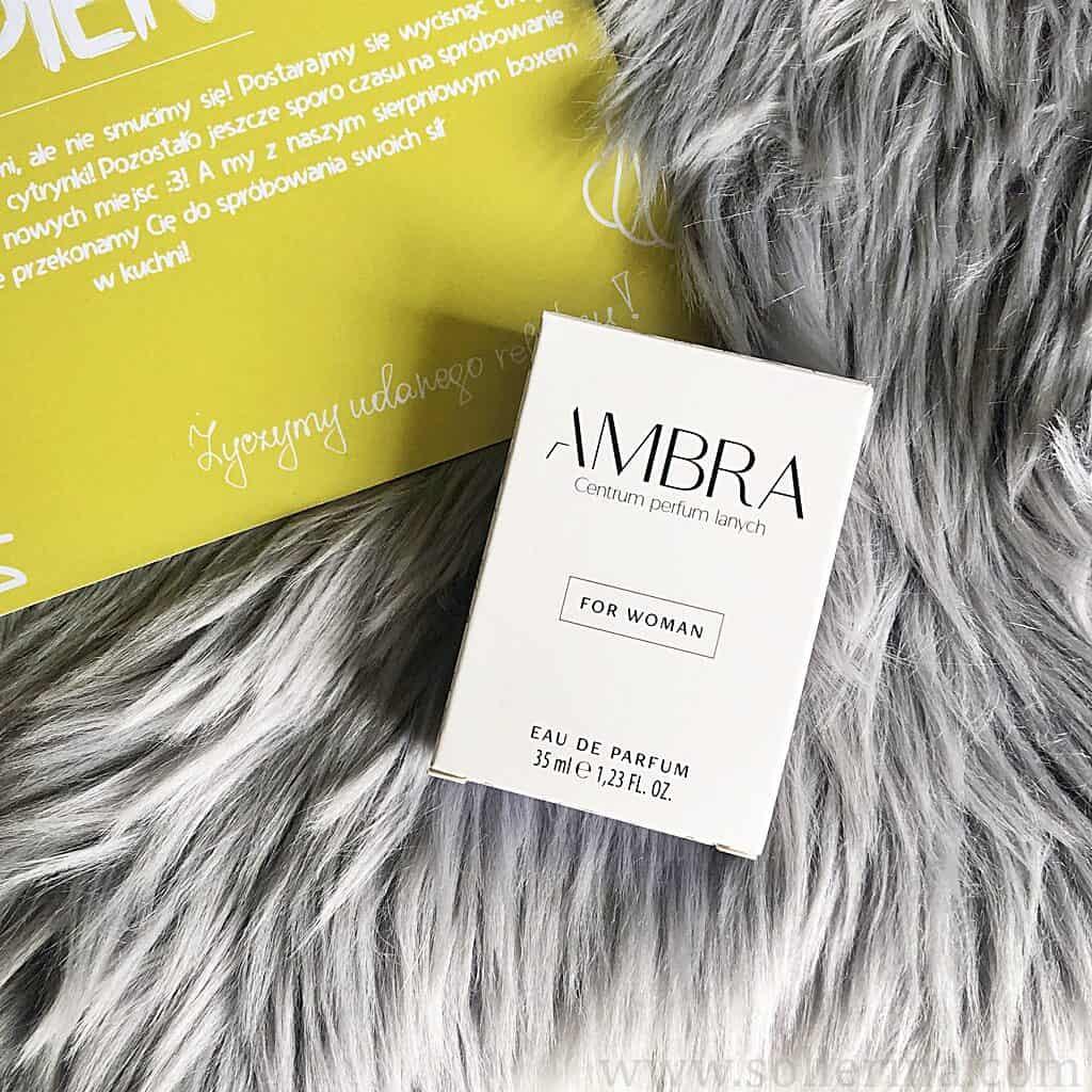 Ambra – perfumy