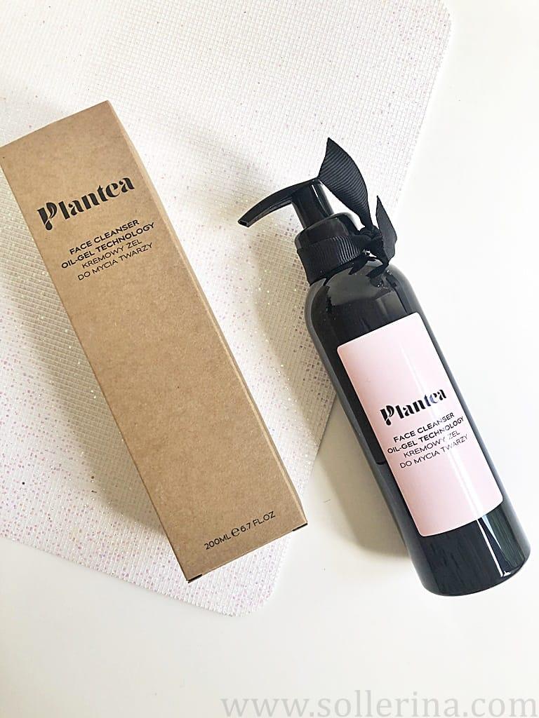 Plantea – Face Cleanser Oil-Gel Technology