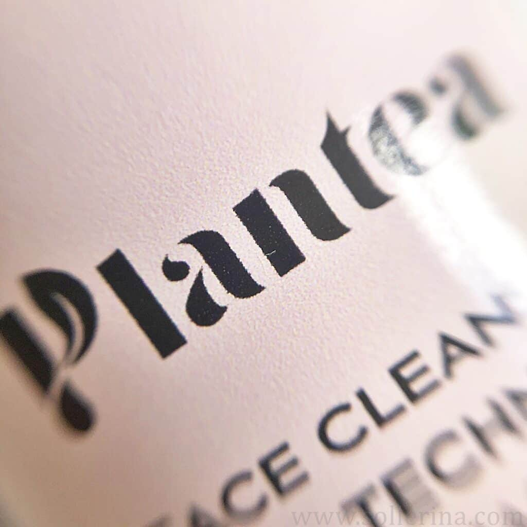 Plantea – Face Cleanser Oil-Gel Technology blog opinie opinioni
