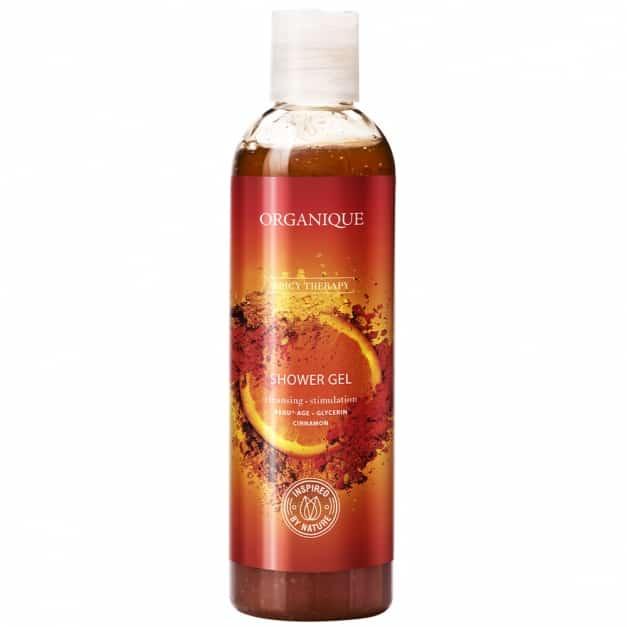 Organique – Terapia Spicy – Stymulujący żel pod prysznic