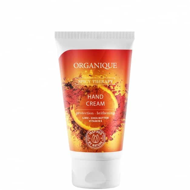 Organique – Terapia Spicy – Odżywczy krem do rąk