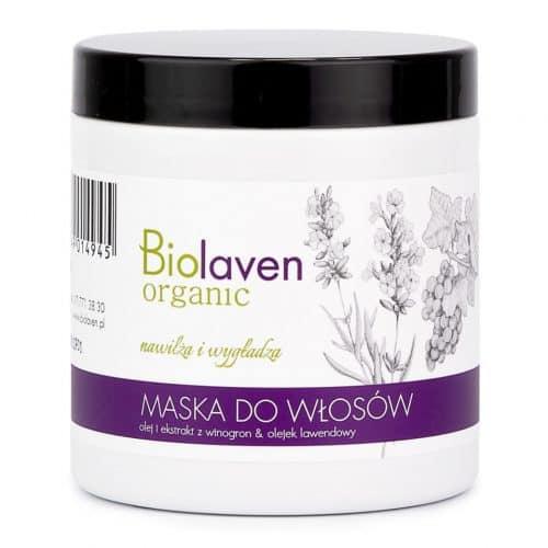 Biolaven – Maska do włosów