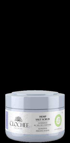 Clochee – Hemp Salt Scrub – konopny peeling solny