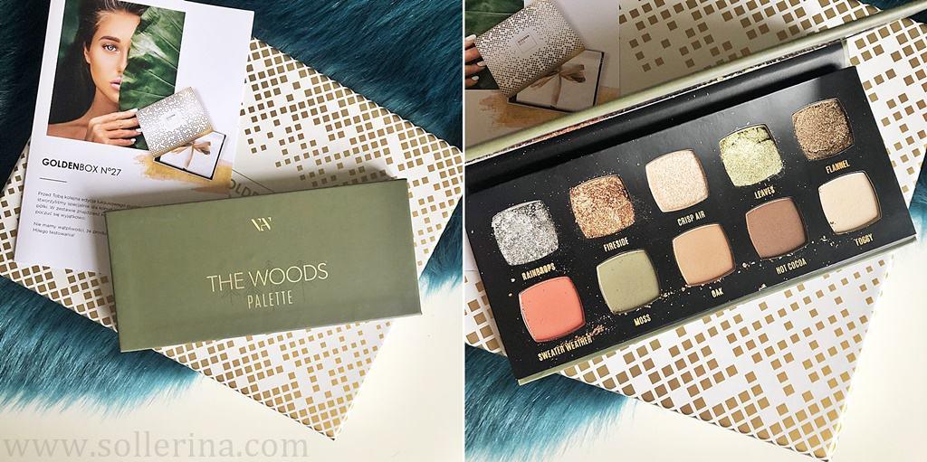 VAV Beauty – The Woods Palette