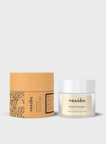 Resibo – Game Changer – naturalny krem z retinolem