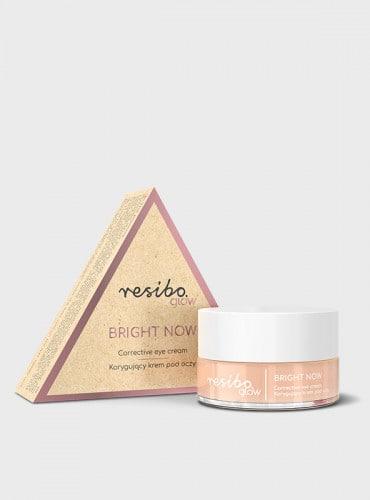 Resibo – Bright Now – korygujący krem pod oczy