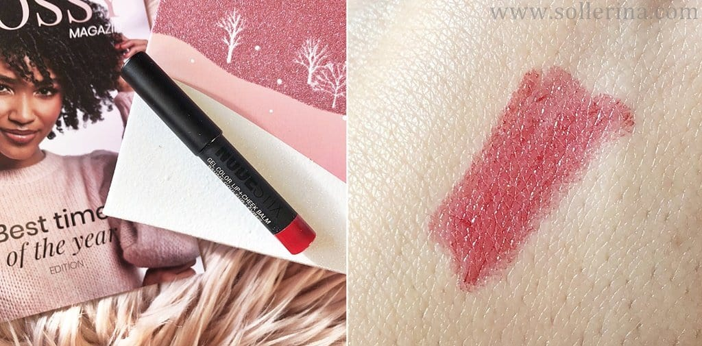Nudestix – Gel Color Lip & Cheek Balm – Siren