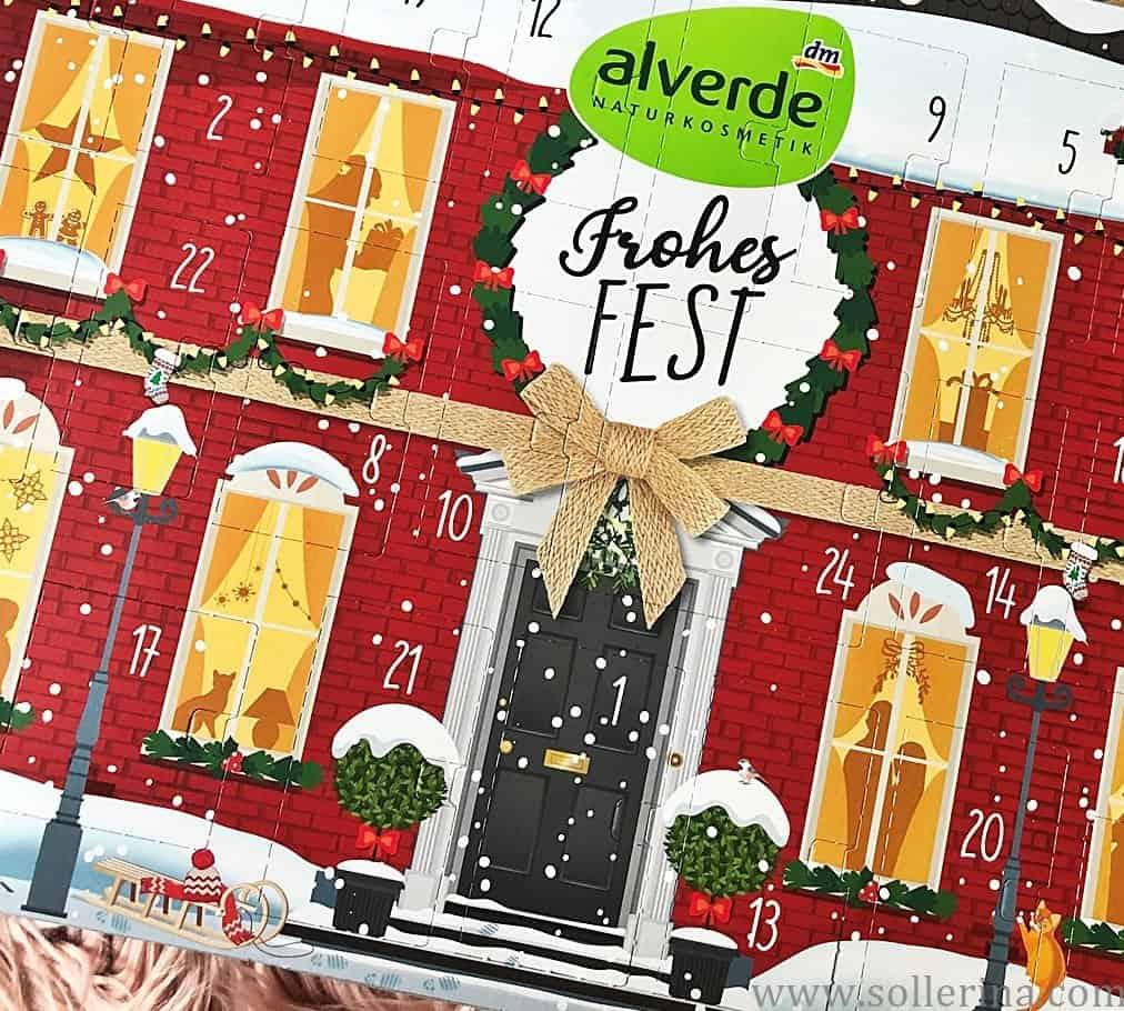 Alverde - kalendarz adwentowy 2020 - Calendario dell'Avvento di Alverde