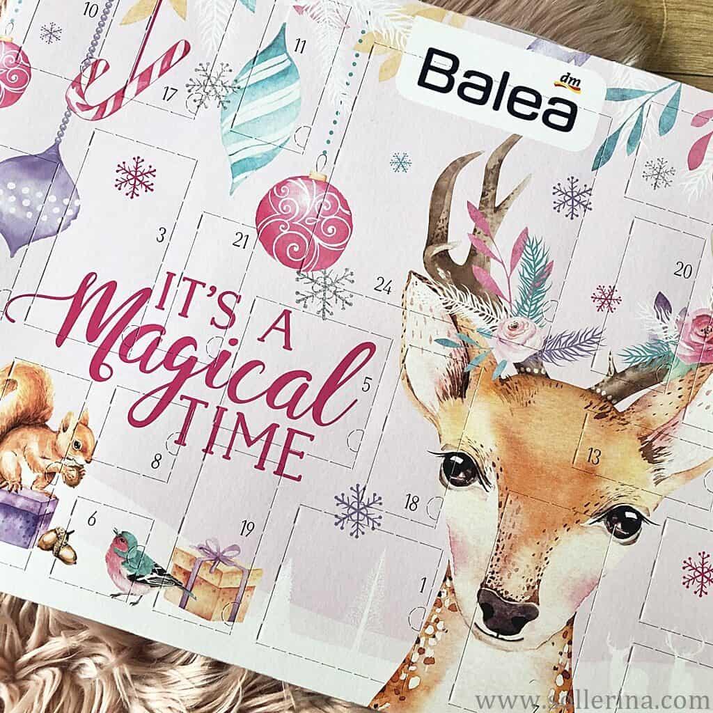 Balea – kalendarz adwentowy 2020 – Calendario dell'Avvento di Balea
