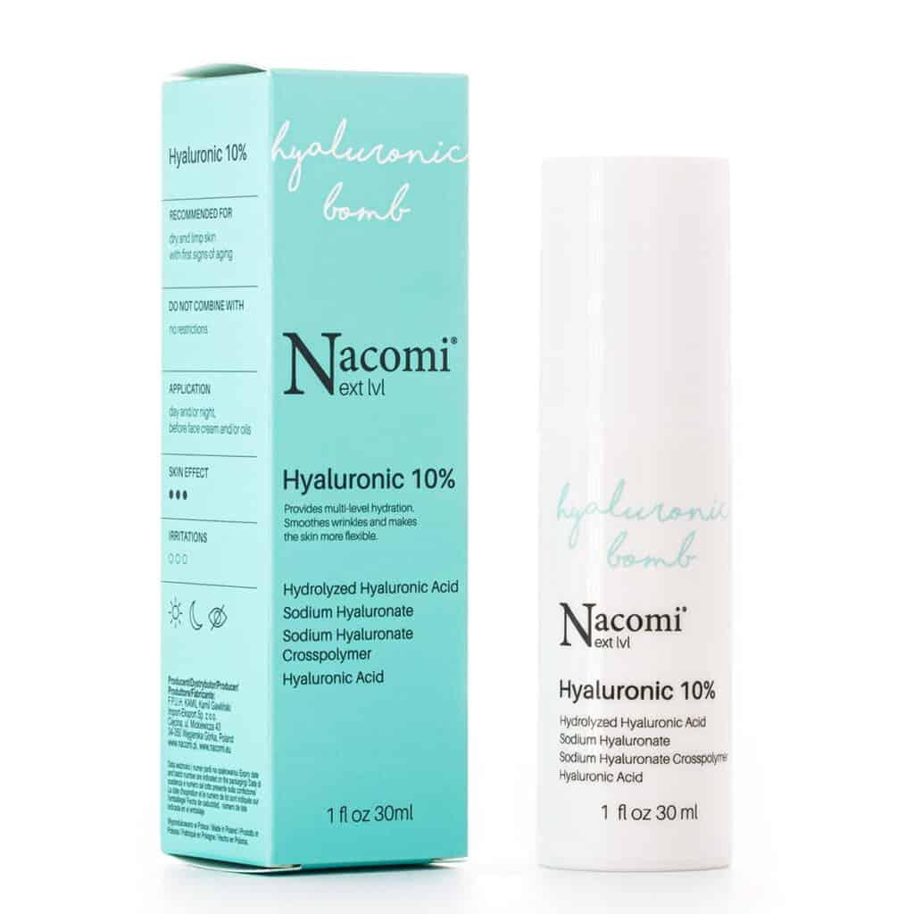 Nacomi Next lvl - Serum kwas hialuronowy 10%