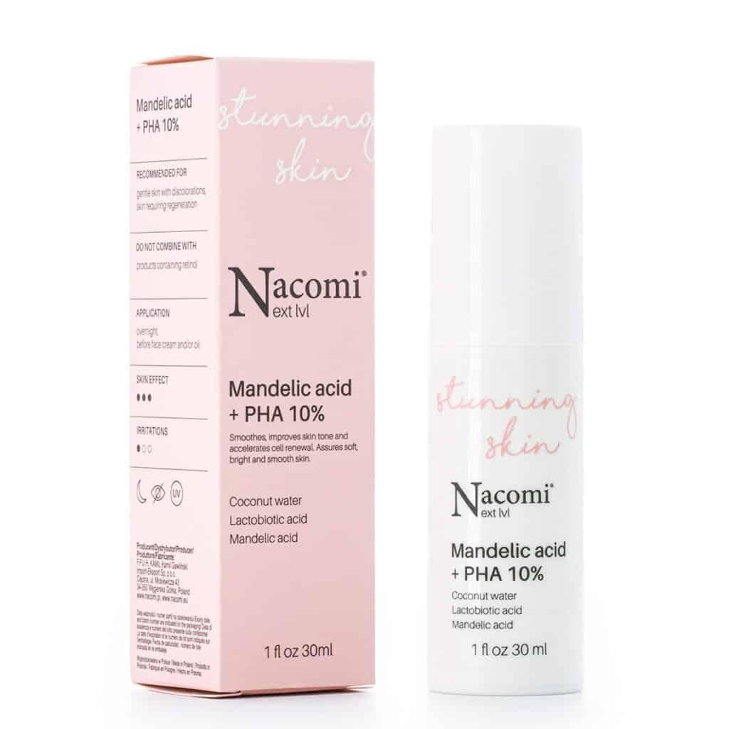 Nacomi Next lvl – Serum kwas migdałowy + PHA