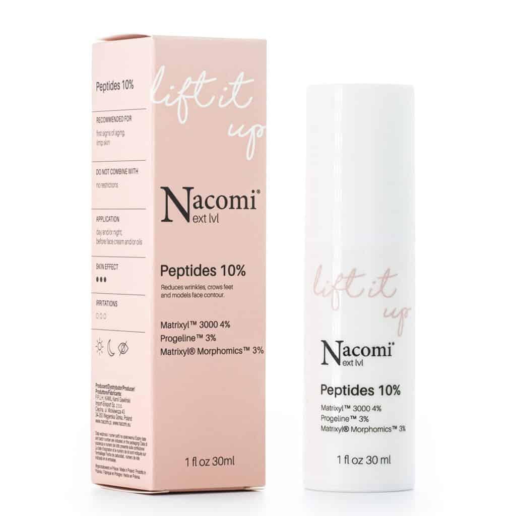 Nacomi Next lvl - Peptides 10%