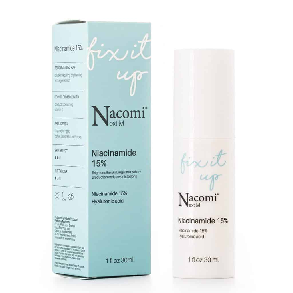 Nacomi Next lvl - Serum niacynamide 15%