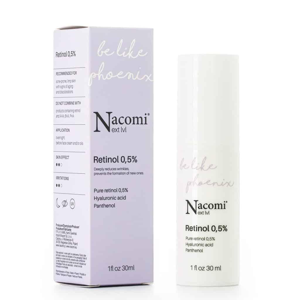 Nacomi Next lvl - Serum retinol 0,5%