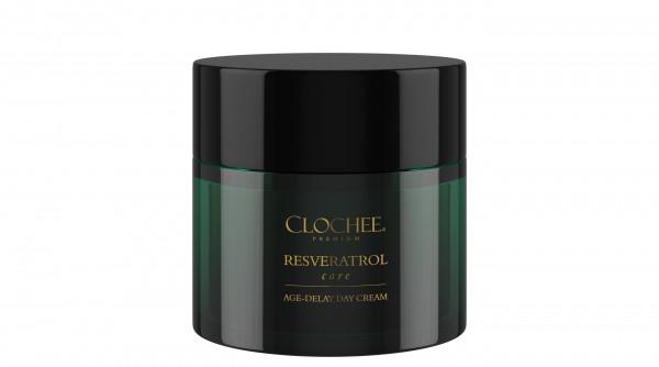 Clochee Premium - Resveratrol care - Krem młodości na dzień