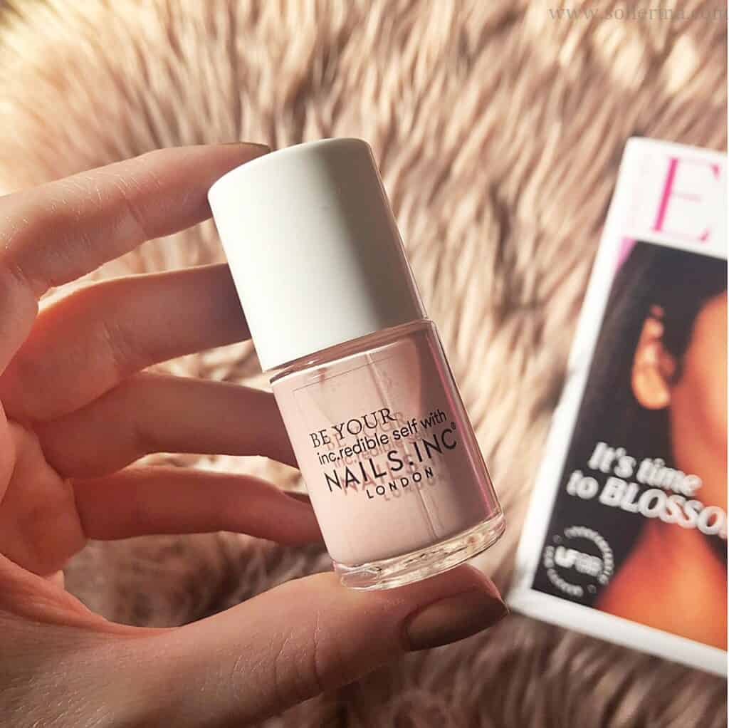 Nails. Inc London – Mayfair Lane