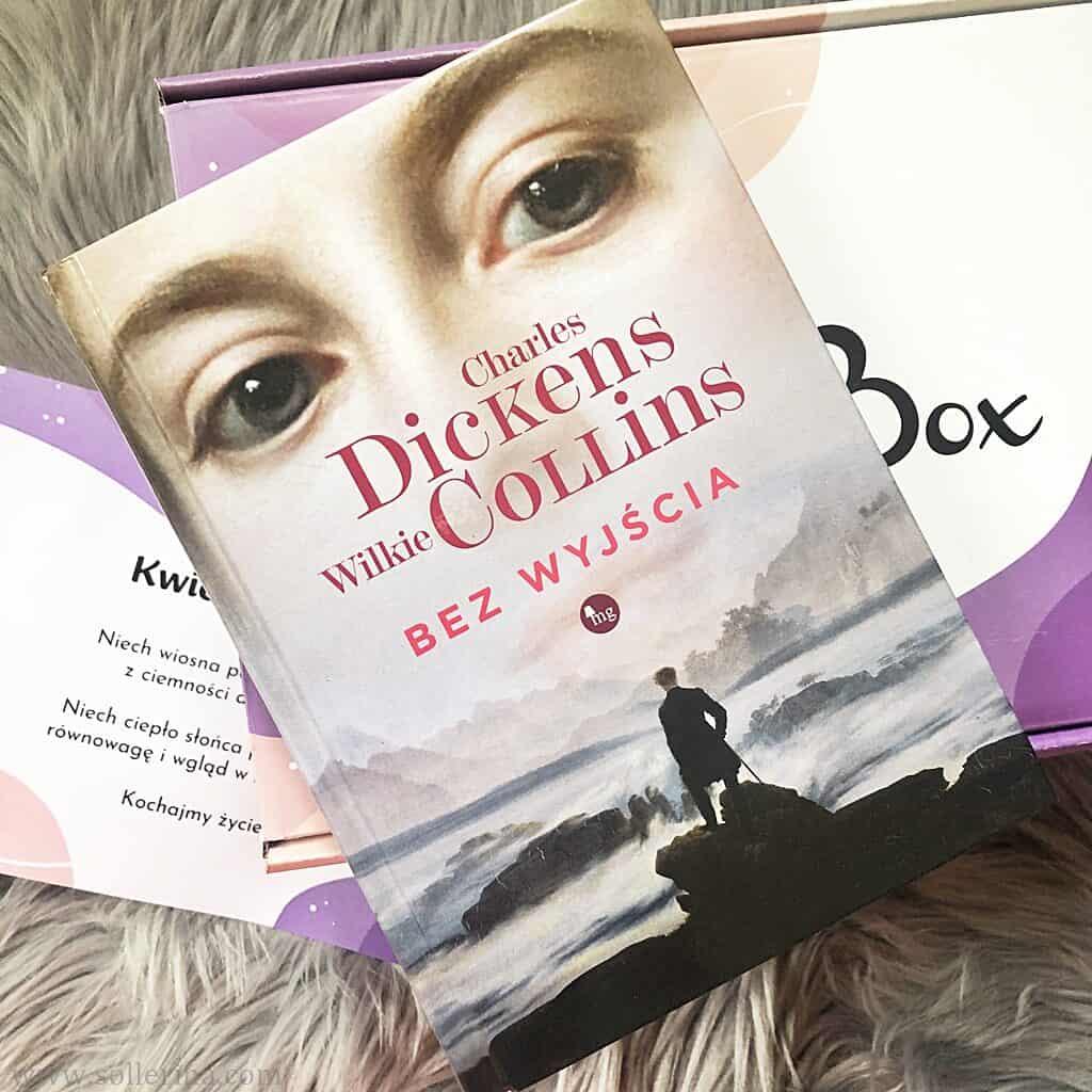 Książka - Bez wyjścia – Ch. Dickens, W. Collins