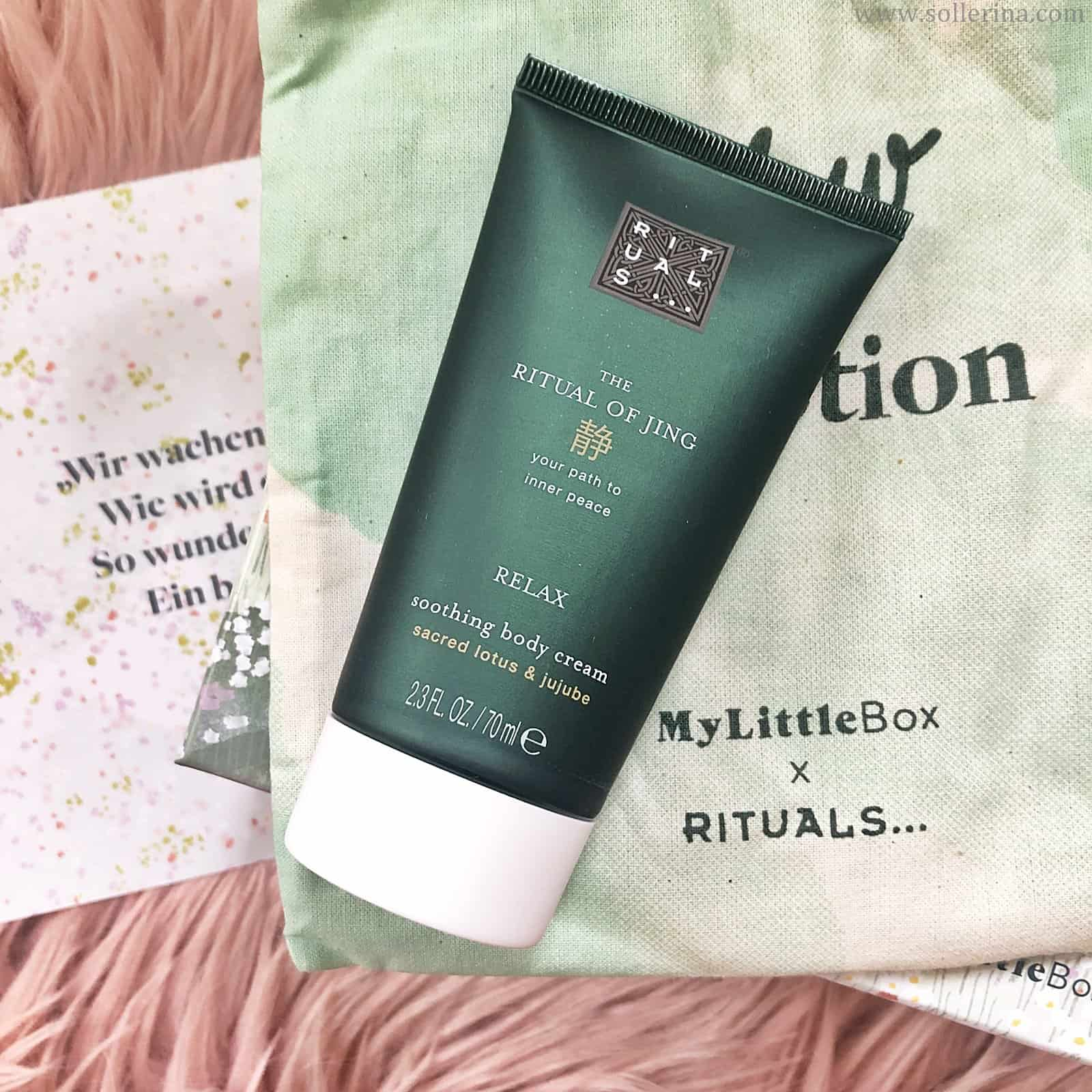 Rituals – The Ritual of Jing – Soothing Body Cream