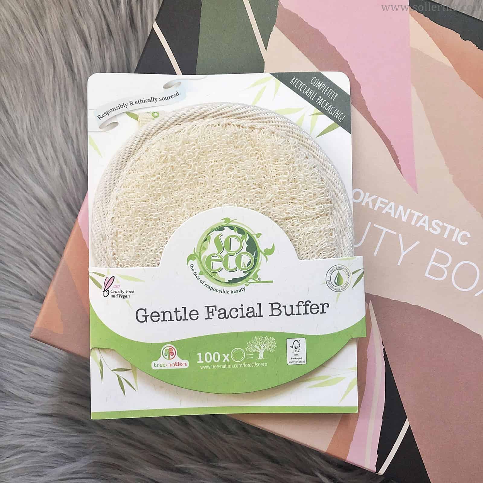 So Eco – Gentle Facial Buffer