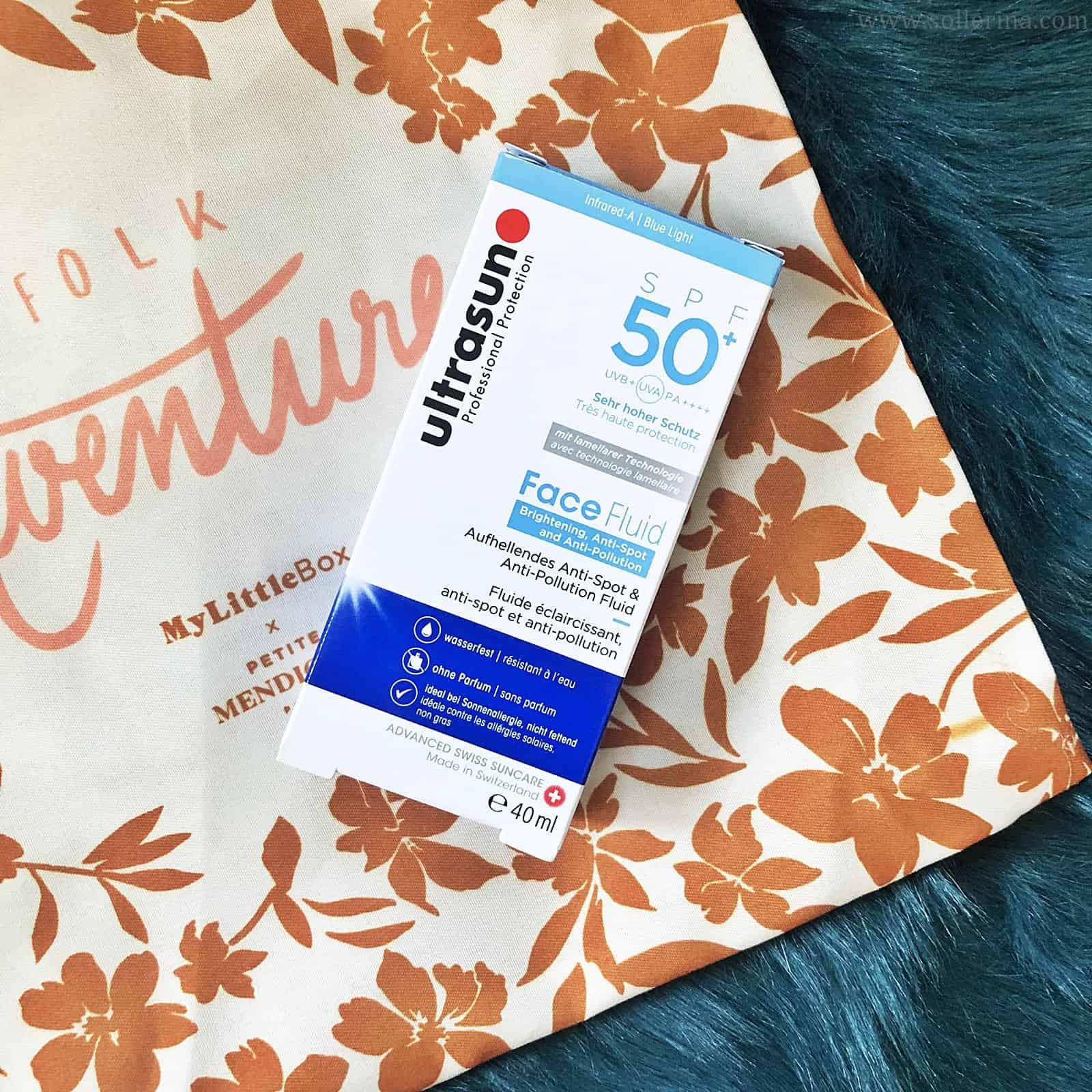 Ultrasun Professional Protection – Face Fluid SPF 50+