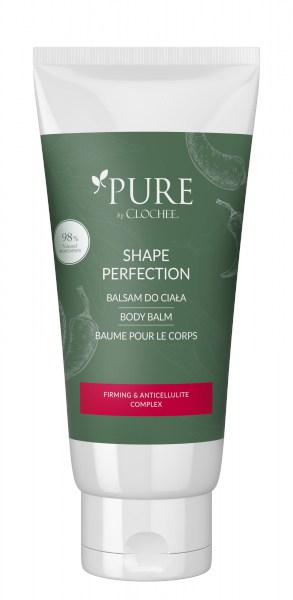 Pure by Clochee - Shape Perfection – balsam do ciała (Fot. Clochee)