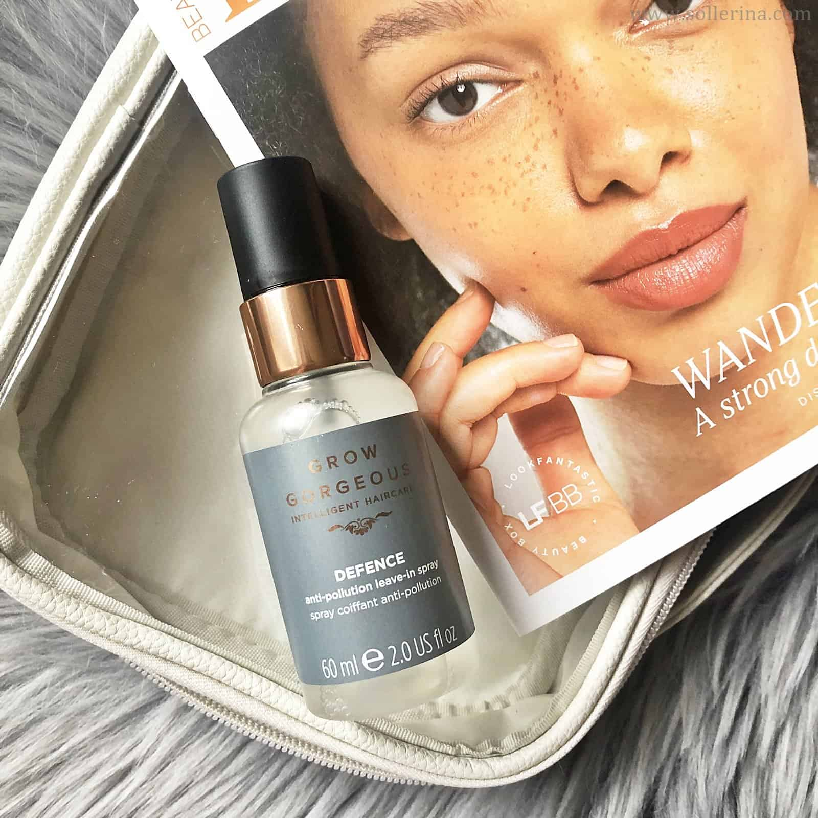 Grow Gorgeous – Defence Anti-Pollution Leave-In Spray