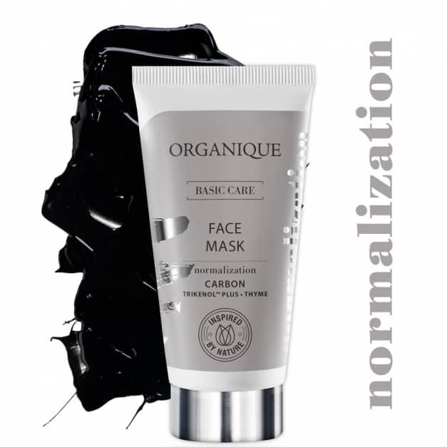 Organique – Basic Care - Normalizująca maska do twarzy (Fot. Organique)
