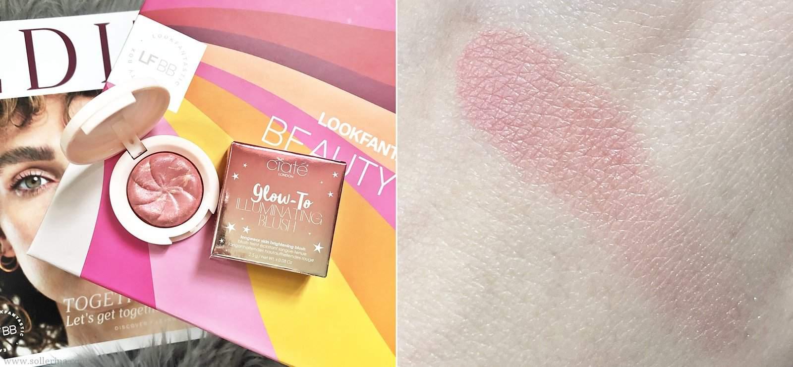 Ciaté London – Glow-To Illuminating Blush – Matchmaker