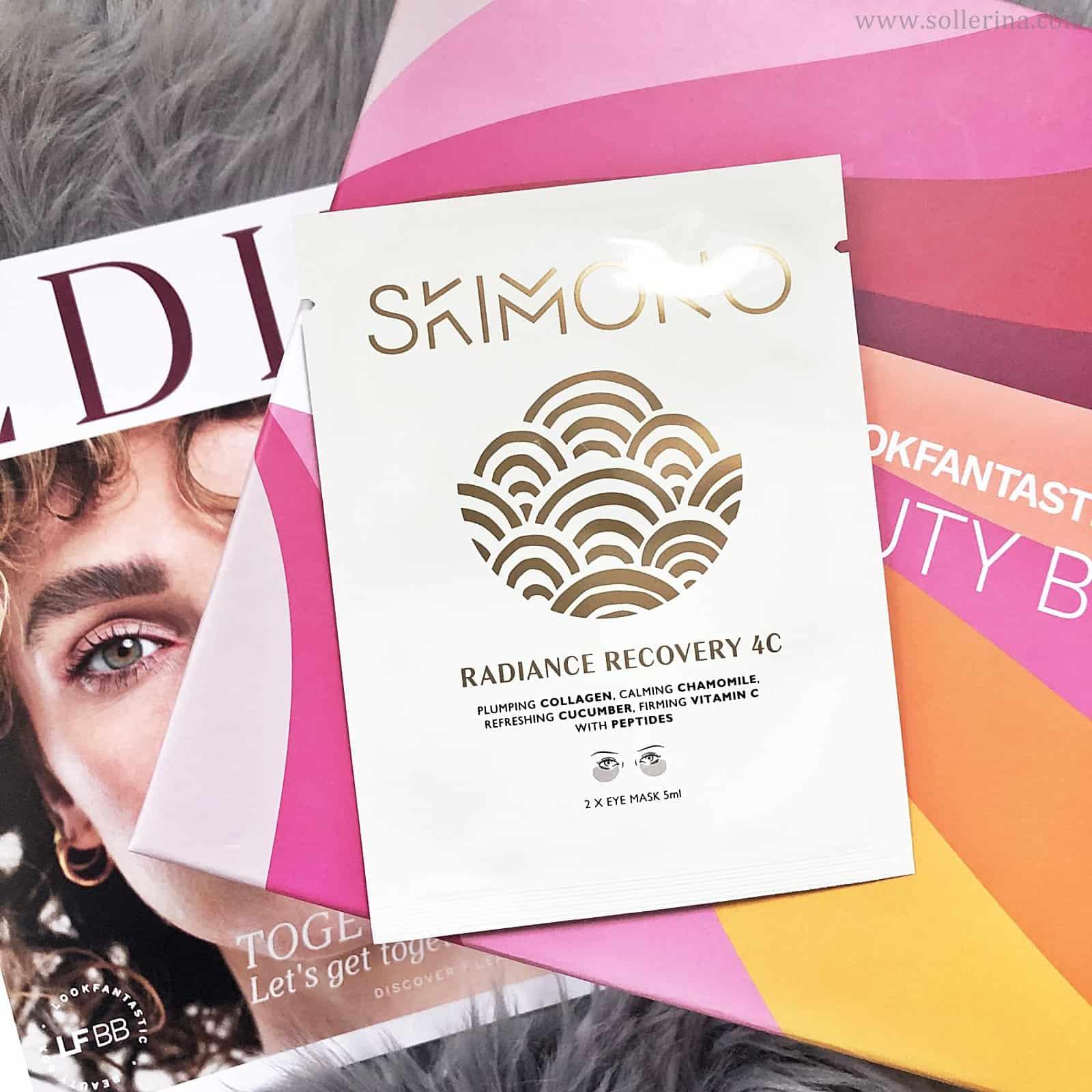 Skimono – Eye Sheet Mask