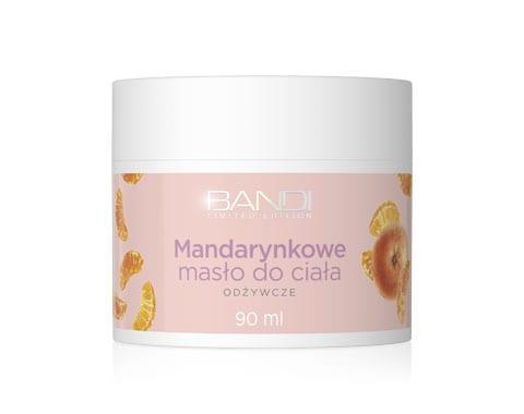 Bandi Professional – Mandarynkowe masło do ciała odżywcze (Fot. Bandi)