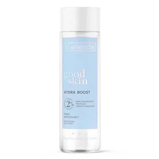 Bielenda – Good Skin – Hydra Boost – Tonik nawilżający – kwas hialuronowy, trehaloza, tripeptyd (Fot. Bielenda)